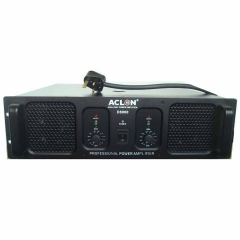 two channel 1300W amplifier
