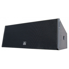 dual 10inch active line array speaker