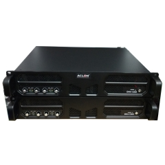 4 channel 1200W switch amplifier