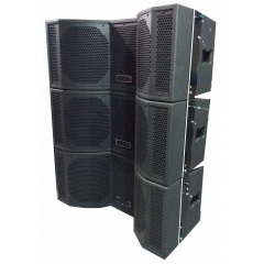 Powerful full range line array speaker