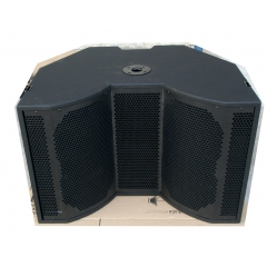 Powerful subwoofer line array speaker