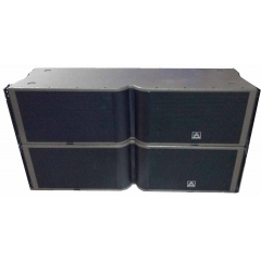 K15 three way  neodynium line array