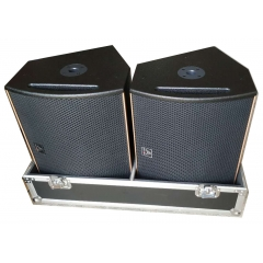active 2 way loudspeaker