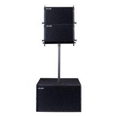 VR10 compact line array