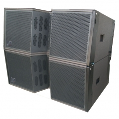 outdoor high performance line array speaker