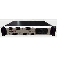 4 channel 1300W switch amplifier
